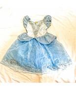 Authentic Cinderella Dress Straight from Disney World Size 6/6X - $51.93