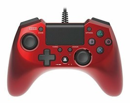 Hori Pad 4 FPS Plus Turbo Rapid Fire Wired Controller for Sony PS4 PS3 F... - $60.81