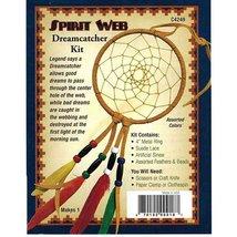 4249 00 spirit web dreamcatcher kit thumb200