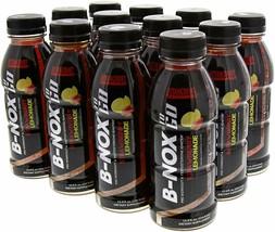 Betancourt | B-NOX Pre-Workout, Ready to Drink | Strawberry Lemonade, 12... - $29.65