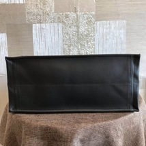 NWT AUTH CHRISTIAN DIOR 2019 BLACK OBLIQUE BOOK TOTE BAG LIMITED RUNWAY  image 5