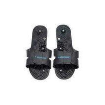 IQ Technologies Massage Slide Sandals Size US 8.5-9 Black - $5.94