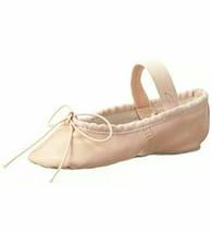 Capezio Adult Teknik 200 NPK Pink Full Sole Ballet Shoe Size 10B 10 B image 1