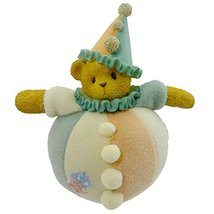 Cherished Teddies Sparky Teddy Bear Clown - Resin 4.50 IN - $11.99