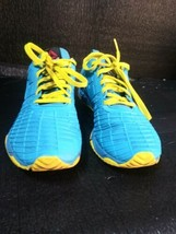 Reebok Womens 6.5 Crossfit Shoes and blue Yellow Navy Sprint TR  CF74 Tr... - $37.99