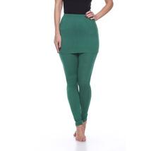 Skirted Leggings - Green  - $19.99