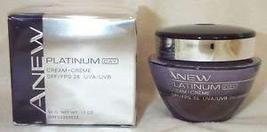 Avon Anew Platinum DAY Cream SPF 25 1.7 Oz - $21.90