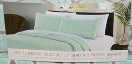 Kiki Collection BCSK25250 Three Piece Reversible Quilt Set King Size image 5