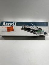 ANVIL 14 In. Ceramic And Porcelain Tile Cutter - $34.60