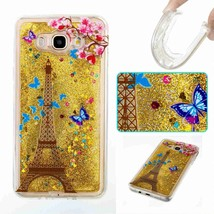 Floating Flash Sequins Pattern Printing TPU Mobile Phone Shell for Samsu... - $5.78