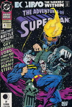 Adventures of Superman Annual #4 VF/NM; DC | save on shipping - details ... - $1.99