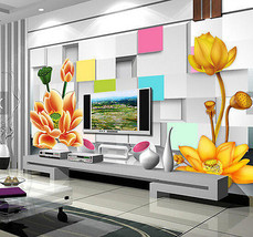 3D Grüne Lotus-Samen 2934 Fototapeten Wandbild Fototapete BildTapete Familie DE - $52.21+