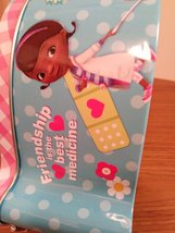 Disney Doc McStuffins Friendship Tin Made in China image 3