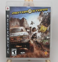 MotorStorm (Sony PlayStation 3, 2007) Clean Tested Motor Storm - $13.74