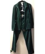 Women's Green Track Suit by Drapers & Damons - $10.00