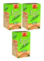 Wissotzky Tea Green Tea With Citrus Fruits 1.06 Oz. - 3/20 bags - $18.25