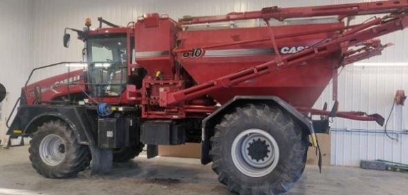 2015 CASE IH TITAN 4530 For Sale In Roblin, Manitoba Canada ROL1PO