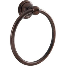 Pfister BRB-C0YY Conical Collection Towel Ring, Tuscan Bronze - $13.61