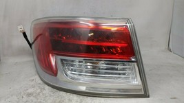 2007-2009 Mazda Cx-9 Driver Left Side Tail Light Taillight Oem 97521 - $419.77