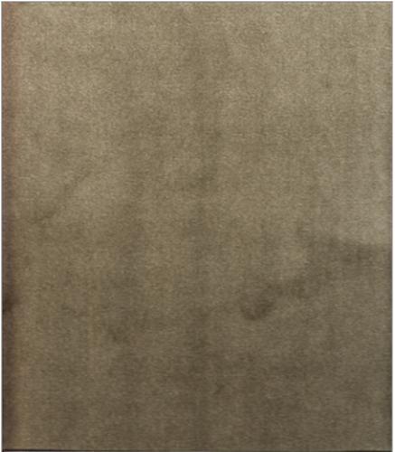 5.5 yds Carnegie Upholstery Drapery Fabric Dazzle Tan Velvet 6086 CM13