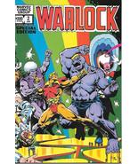 Warlock Special Edition Comic Book #2 Marvel Comics 1983 Set of 10 NEAR ... - $25.05