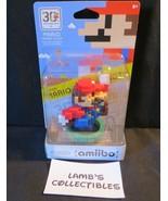 Nintendo Amiibo 30th Anniversary Mario Modern color US Version Action Fi... - $42.09
