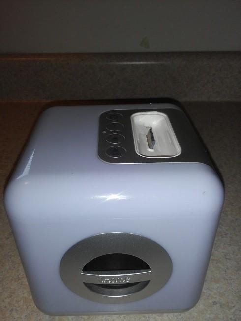 iHome iH15 Cube Speaker Dock For iPod nano, and 50 similar items