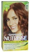 Unisex Garnier Nutrisse Nourishing Color Creme # 69 Intense Auburn Hair ... - $30.38