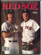 Boston Red Sox Baseball Yearbook MLB 1988 - $44.14