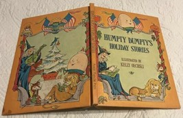 1973 Vtg HC Book Humpty Dumpty's Holiday Stories illustrated by Kelly Oe... - $14.16