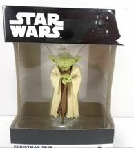 Hallmark Star Wars Yoda Christmas Holiday Ornament Force Jedi Tree NEW D... - $13.85