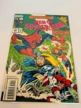 Comic Book vtg Marvel Web Of Spider-Man 106 X-Factor #106 Infinity Cross... - $12.82