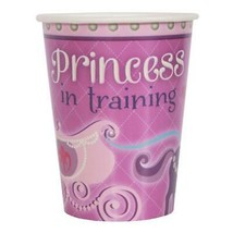 Sofia The First Princess 9 oz Hallmark Paper Cups Birthday Party Supplie... - $2.92