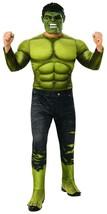 Hulk Avengers Infinity War Marvel Fancy Halloween Deluxe Adult Costume N... - €30,30 EUR