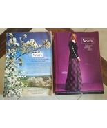 (2) Vintage SEARS ROEBUCK & CO. Catalogs - Spring 1971, Fall 1972 - Phil... - $48.90