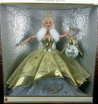 Celebration Holiday Special Edition 2000 Barbie Doll ! NEW IN BOX Never Opened - $33.26