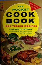 The Pocket Cook Book (Newly Revised) [Mass Market Paperback] Elizabeth Woody and
