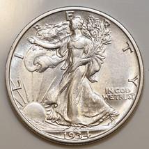 1934 S Walking Liberty Half Dollar -  Choice BU / MS / UNC - $200.00