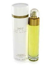 360 by Perry Ellis EDT Perfume 3.4 oz 100 ml Spray for Women * NEW IN BOX * - $40.69