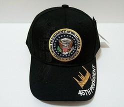 MAGA Donald Trump Seal Make America Great Again Keep America Great Black... - $14.84
