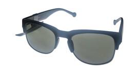 Converse Tortoise Matte Black Mens Sunglass Soft Square Plastic, Smoke Lens H065 - $22.49