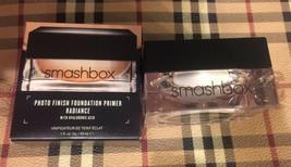 Smashbox Photo Finish Foundation Primer - Radiance - 1 FL OZ - New IN Box! - $23.45