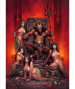 Dark prince of LUST OR-GY SEXXX GOD OF SUCCUBUS CLAN Djinn spell - $6,666.66