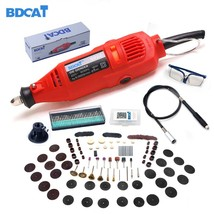 BDCAT 180w Engraving Electric Dremel Rotary Tool Variable Speed Mini Dri... - $57.60