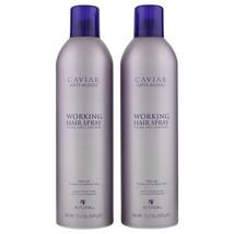 Alterna Caviar Working Hairspray 2 ct 15.5 oz  - $54.96