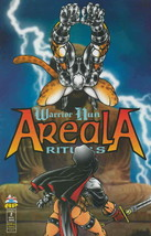 Warrior Nun Areala: Rituals #2 VG; Antarctic | low grade comic - save on shippin - $1.00