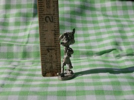 Pewter Pinocchio Figurine, Disney Monopoly Replacement Figure - $7.91
