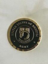 Limited United States Army POW-MIA  (Operation Enduring Freedom) Challenge Coin - $20.00