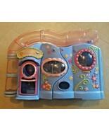 Littlest Pet Shop LITTLE PET LOVIN' PLAYHOUSE Hasbro 2004 Play Set Toy House - $14.84