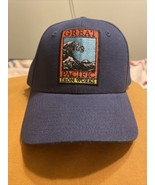 """Patagonia """"Hokusai Wave"""" Great Pacific Iron Works Roger That Hat - Vintage/Rare - $346.50"""